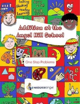 Word Problem Printables - Angel Hill School