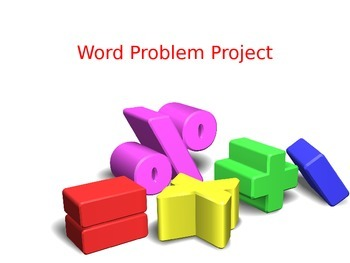 Word Problem Project