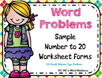 Word Problem Sample