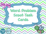 Word Problem Scoot/Task Cards