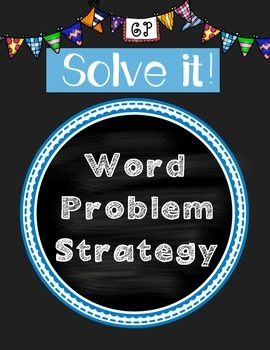 Word Problem Strategy