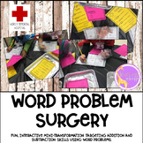 Word Problem Surgery- Mini Room Transformation