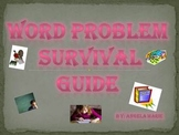 Word Problem Survival Guide... Math Common Core