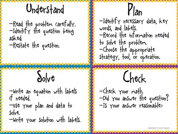 Word Problem Task Cards (Addition with Regrouping)