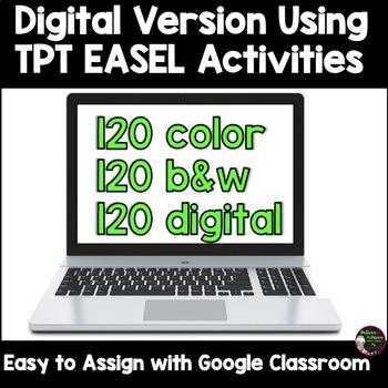 Word Problem Task Cards BUNDLE-Sets A-G