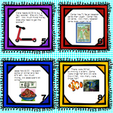 One and Two-Step Word Problem Task Cards: Grade 2 Engage N