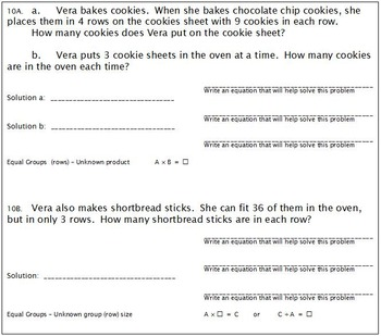 Word Problem Wonderland:  Word Problems arranged by Type & Situation, Grades 4-5