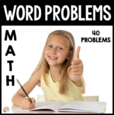 Word Problem Worksheets - 1st grade and 2nd grade