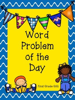 Word Problem of the Day Weeks 9-12