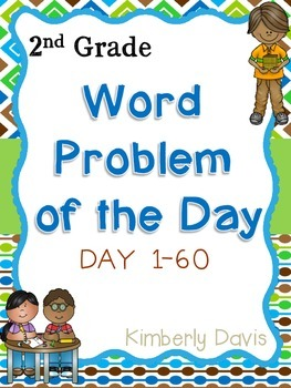 Word Problem of the Day (Day 1-60)