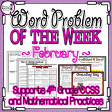 Multi-Step Word Problems {February}