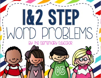 Word Problems: 1 and 2 Step