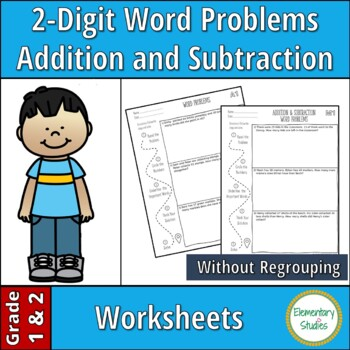 Addition and Subtraction Word Problems | Distance Learning