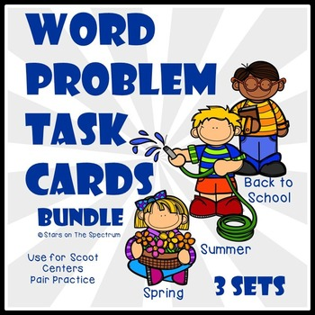 Word Problems Bundle
