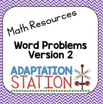 Word Problems 2