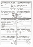Word Problems 2 Grade 1