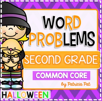 Color by Code Word Problems Halloween Regrouping