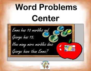 Word Problems - Addition and Subtraction