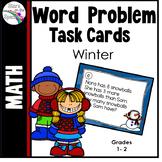 Winter Activities Winter Word Problems