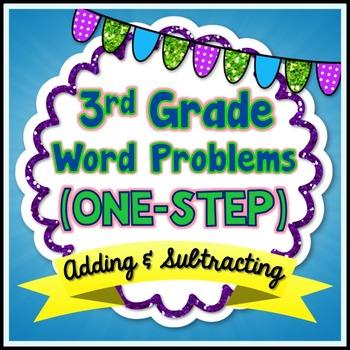 Word Problems - 3rd Grade
