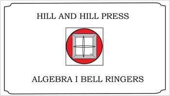 Word Problems [6 Algebra I Bell Ringers]