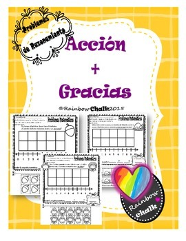 "Word Problems: ""Acción + Gracias"""
