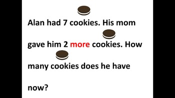 Word Problems: Add or Subtract?