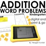 Word Problems Addition Kindergarten