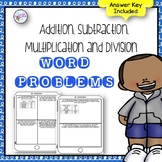 Multi-Step Word Problems: Addition, Subtraction, Multiplication and Division