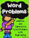 Word Problems: Addition and Subtraction with Regrouping