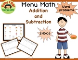 Word Problems - Addition and Subtraction with and without Regrouping