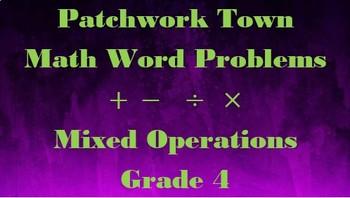 Word Problems Anthracite Math Unit  Grade 4