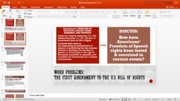 Word Problems: Censorship in USA Freedom of Speech AP Lang Rhetorical Analysis