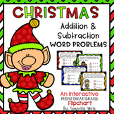 Addition and Subtraction Word Problems {A Promethean Board Flipchart}