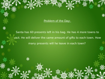Word Problems: Division