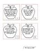Word Problems First Grade Apple Theme CGI
