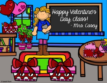 February / Valentine's Day Word Problems {For Success!}