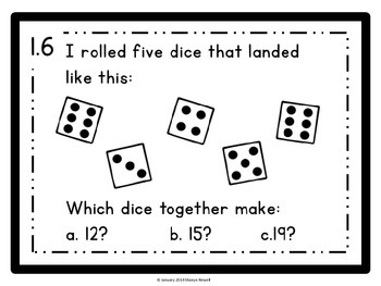Word Problems For Young Learners {20 Problem Solving Task Cards}