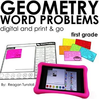 Word Problems Geometry