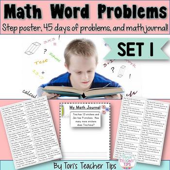 Word Problems {Grades 2-3 Common Core}