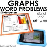 Word Problems Graphs Kindergarten