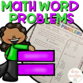 Word Problems Growing Packet {Add, Subtract, Multiply, Div