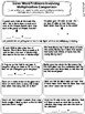 Word Problems Involving Multiplicative Comparison
