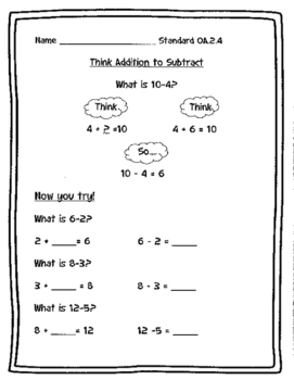 Word Problems, Journal, and Exit Ticket!