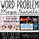 Word Problems K-2 Bundle