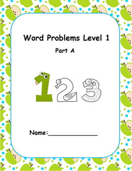Word Problems Intervention Level 1 A