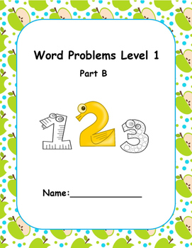 Word Problems Intervention Level 1 B