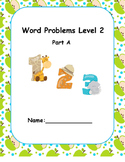 Word Problems Intervention Level 2 A