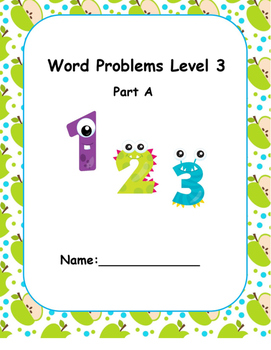 Word Problems Intervention Level 3 A