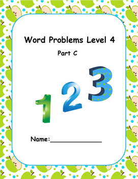Word Problems Intervention Level 4 C